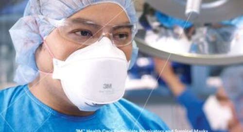 3M™ Health Care Particulate Respirators and Surgical Masks