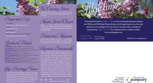 Lilac Time 2013