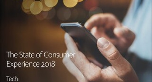 2018 Customer Experience Report for High Tech