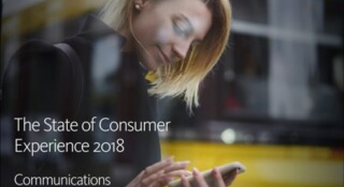 2018 Customer Experience Report for Telecoms