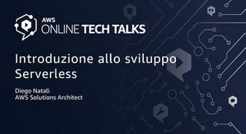 Introduzione allo sviluppo Serverless