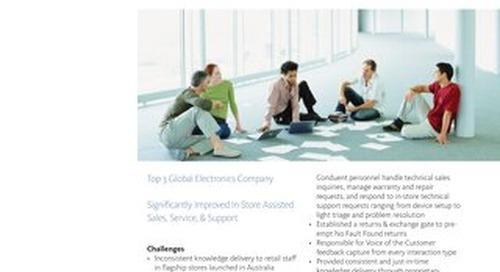 Case Study: Hi-Tech Global Retail Training