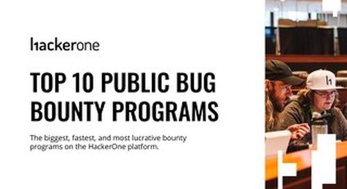 Top 10 Bounty Programs 2020