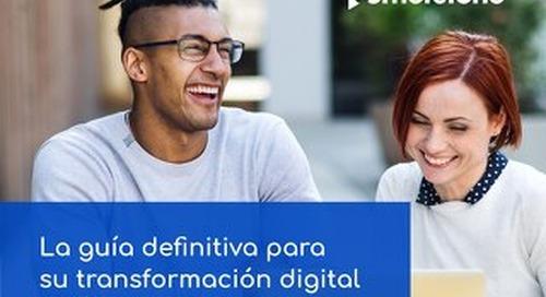 La guía definitiva para su transformación digital de recursos humanos