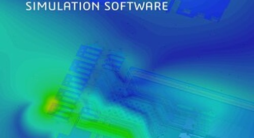 CST Studio Suite Electromagnetic Field Simulation Software