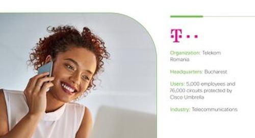 Telekom Romania Customer Story