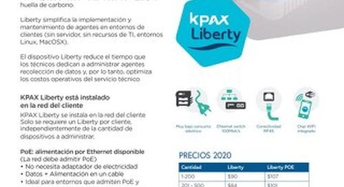 KPAX Liberty Info Sheet Esp