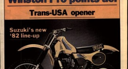Cycle News 1981 09 30
