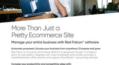 More Than A Pretty Ecommerce Site