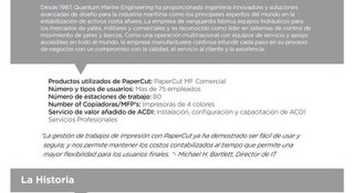 PaperCut Quantum Engineering Case Study - Esp