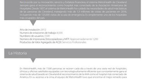PaperCut MetroHealth Case Study - Esp