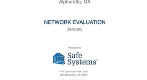 Network Evaluation