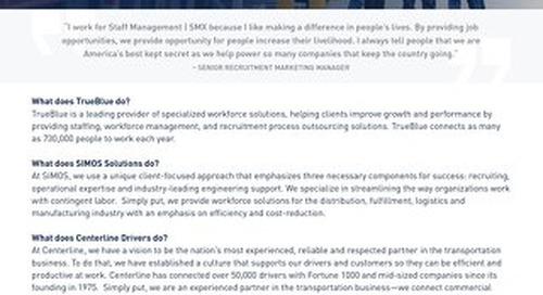 Talent Acquisition FAQ