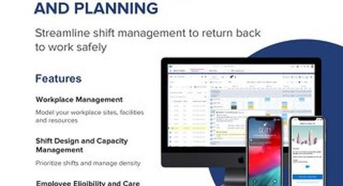 Appirio Shift Management Planning for WORK.com