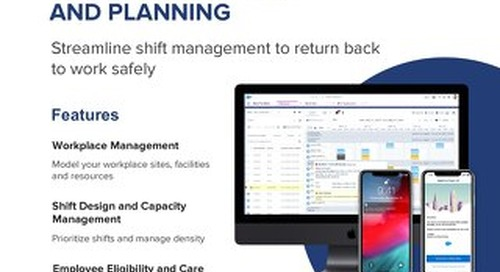 Appirio Shift Management Planning for WORK.com