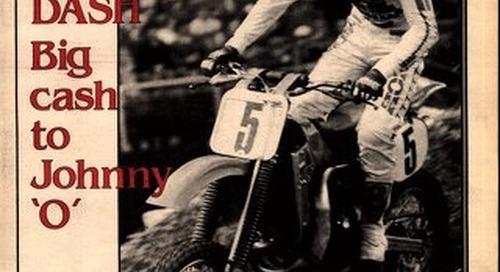 Cycle News 1984 02 22