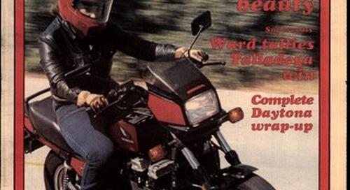 Cycle News 1984 03 28