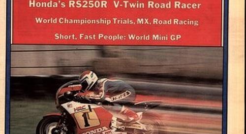 Cycle News 1984 05 02