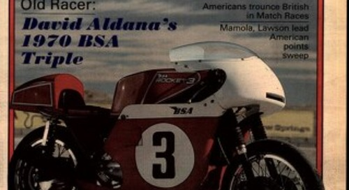 Cycle News 1984 05 09
