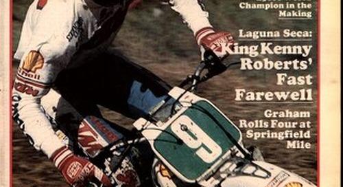 Cycle News 1984 08 01