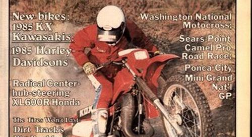 Cycle News 1984 08 29