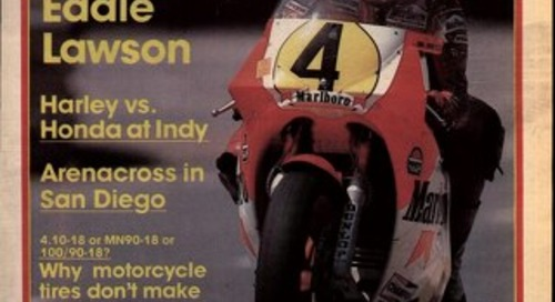 Cycle News 1984 09 05