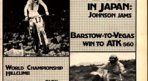 Cycle News 1984 12 05