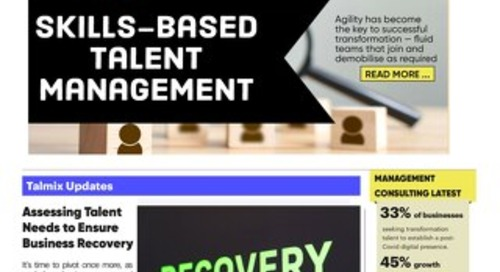 Management Consulting Newsletter (July 2020)