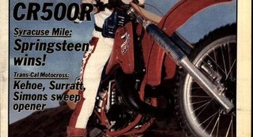 Cycle News 1985 09 18