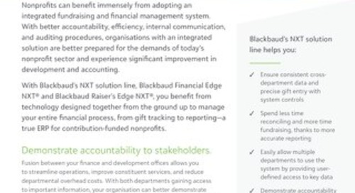 BBP 2020 Datasheet - NXT Solution Line