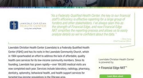 Customer Spotlight: Lawndale Christian Health Center