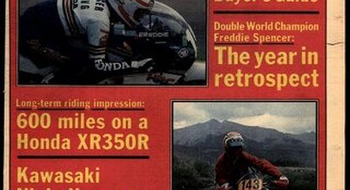 Cycle News 1986 01 08