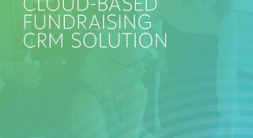 eBook: How to Choose A Fundraising CRM Solution