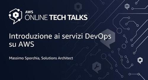 Introduzione ai servizi DevOps