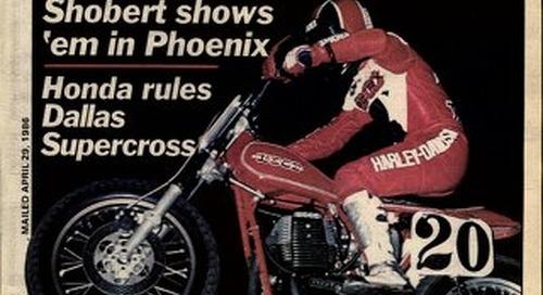 Cycle News 1986 05 07