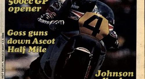 Cycle News 1986 05 21
