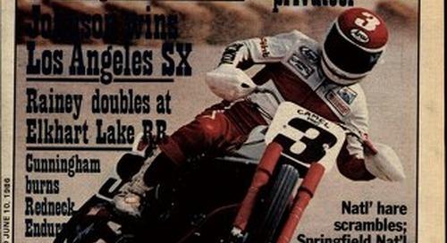 Cycle News 1986 06 18