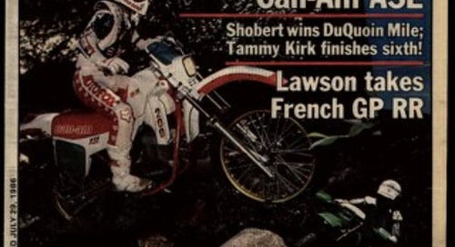 Cycle News 1986 08 06
