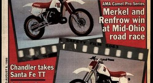 Cycle News 1986 08 13