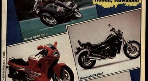 Cycle News 1986 09 10