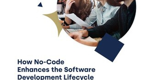 eBook: How No-Code Enhances the Software Development Lifecycle