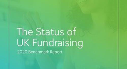The Status of UK Fundraising - 2020 Report
