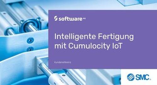 Intelligente Fertigung mit Cumulocity IoT
