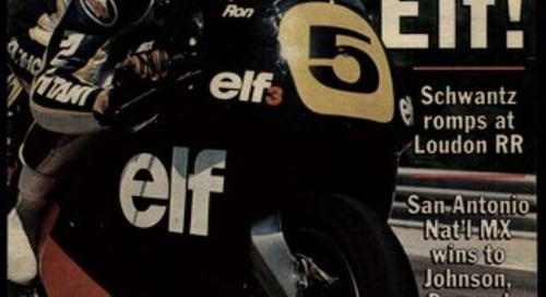 Cycle News 1987 07 01