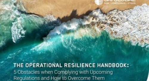 The Operational Resilience Handbook