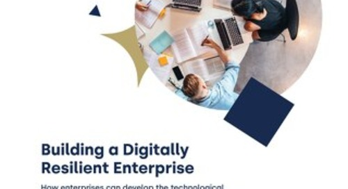 eBook: Building a Digitally Resilient Enterprise
