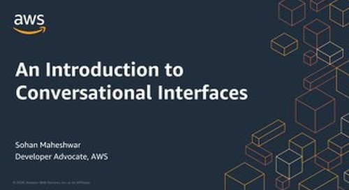 An Introduction to Conversational Interfaces