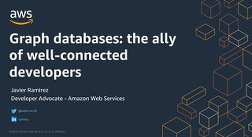 Graph databases - the Ally of Well-Connected Developers