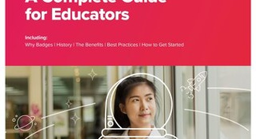 Product Guide: Badging in Education
