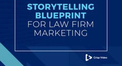Storytelling Blueprint for Law Firm Marketing